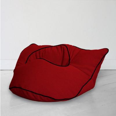 Bodenkissen Barnabé   Rot
