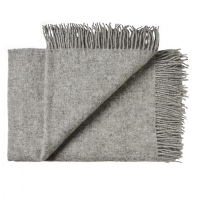 Plaid Samso 130 x 85 cm | Grau