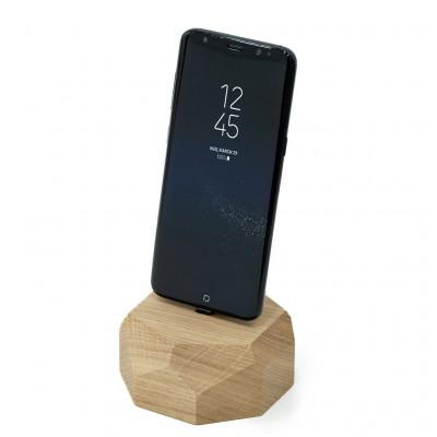 Android Dock Polygonal | Oak