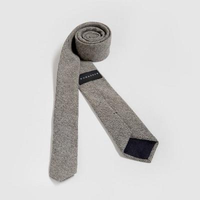 Silk Tweed Tie | Sanderling