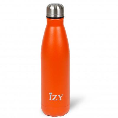 Thermo Trinkflasche 500ml | Sandstein Orange