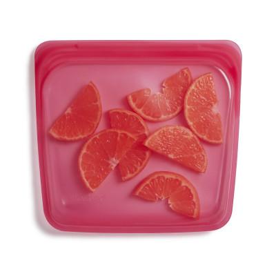 Reusable Sandwich / Storage Bag | Raspberry