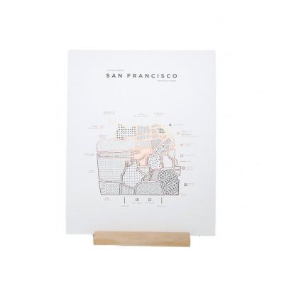 Map San Francisco