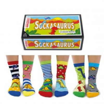 Socken Sockasauras | 6er-Satz