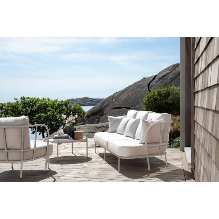 Lounge Table Saltö Large | Grey