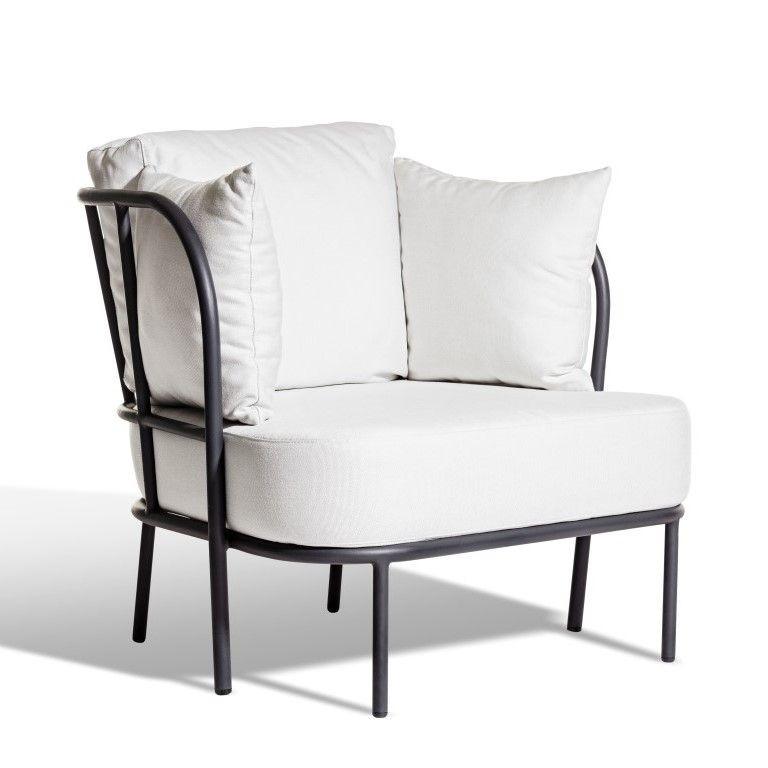 Lounge Chair Saltö   Grey