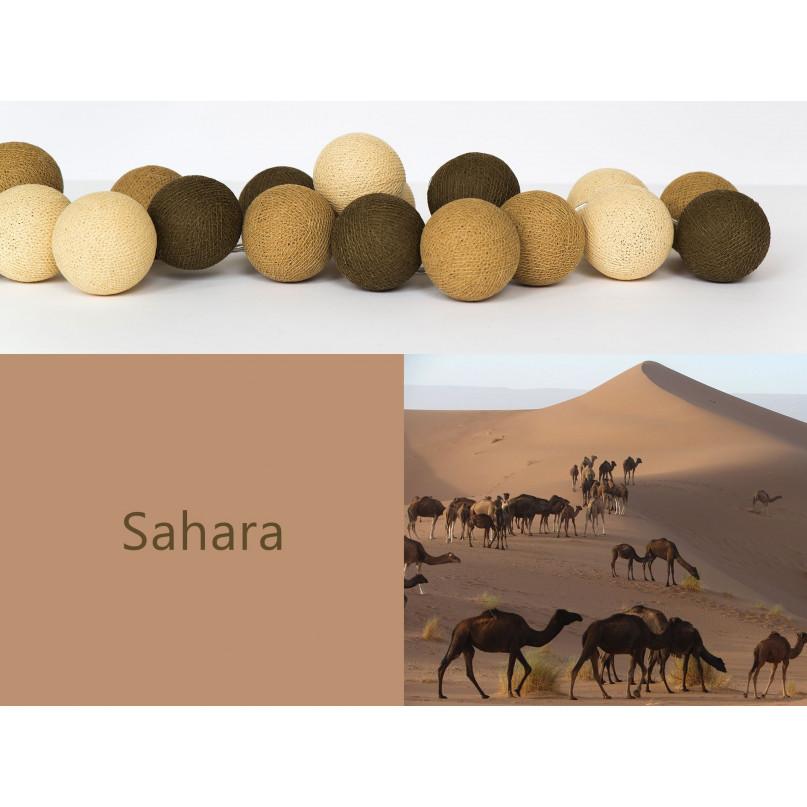 Led Lightstring 20 Lamps | Sahara