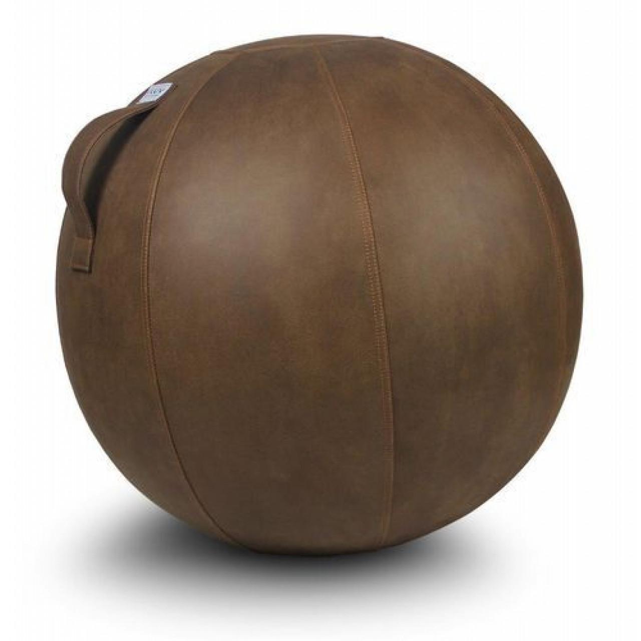 Sitzball VLUV VEEL | Cognac