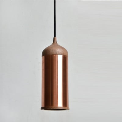 Copper Lamp No. 3