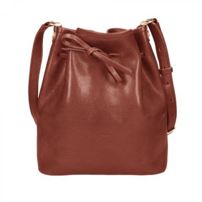 Small Bucket | Brown