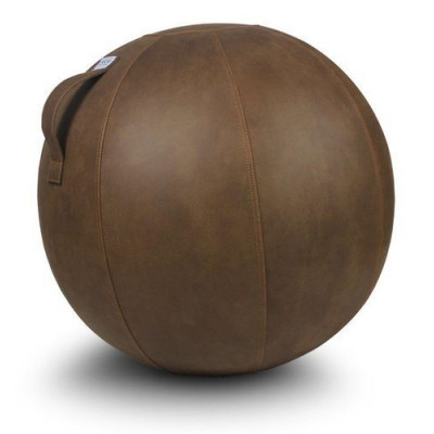 VLUV VEEL Sitzball | Cognac-S