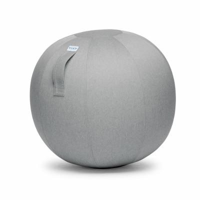 VLUV LEIV Sitzball | Silbergrau-S