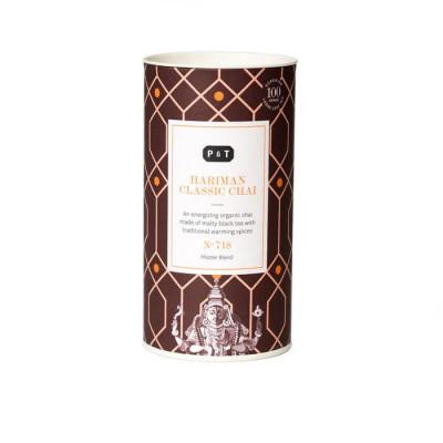 Chai Blend | Hariman Klassischer Chai-Caddy