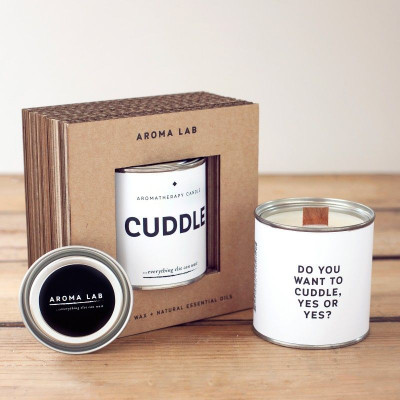 Scented Candle | Cuddle