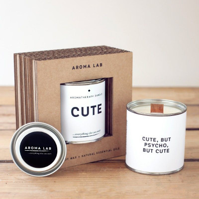 Scented Candle | Cute
