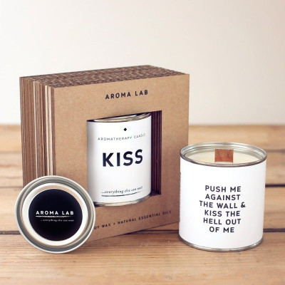 Scented Candle | Kiss