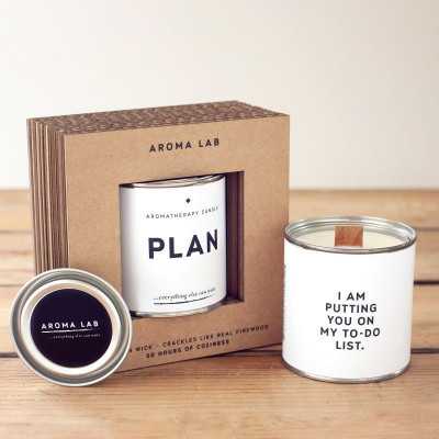 Scented Candle | Plan