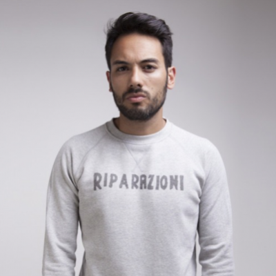Fabio's Riparazione Men's Sweater
