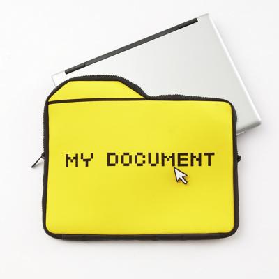 My Document Laptop Case