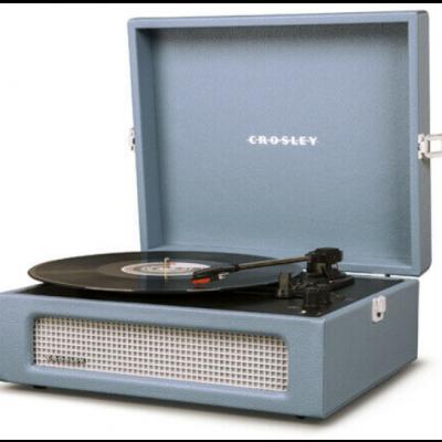 Crosley Voyager | Blau