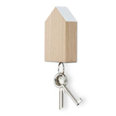 Magnetisches Schlüsselhaus | Eiche