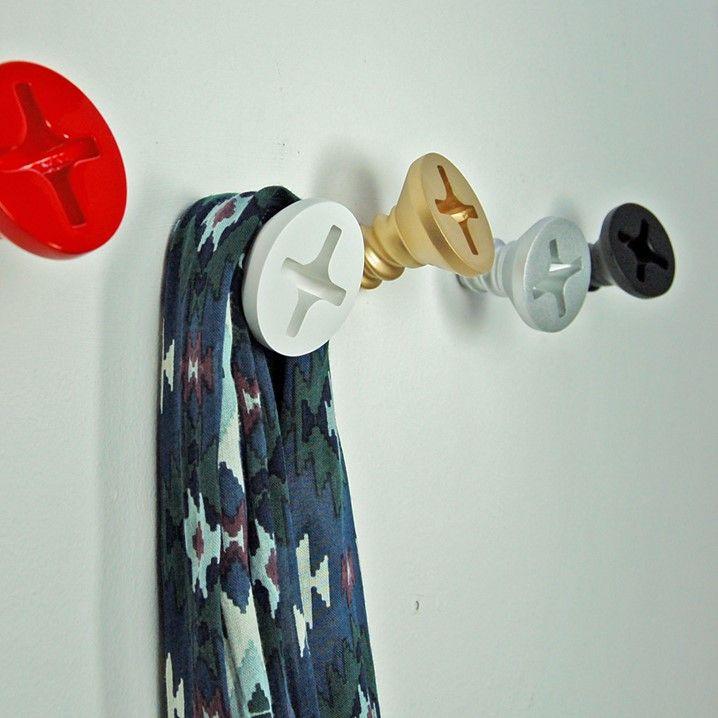 Hanger | Twisted Screw Aluminium