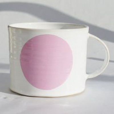 DOT Mug   Pink