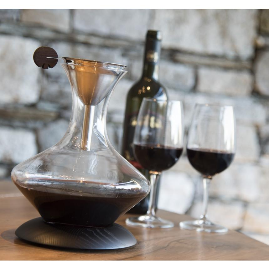 Wein-Dekantier-Set Optimum