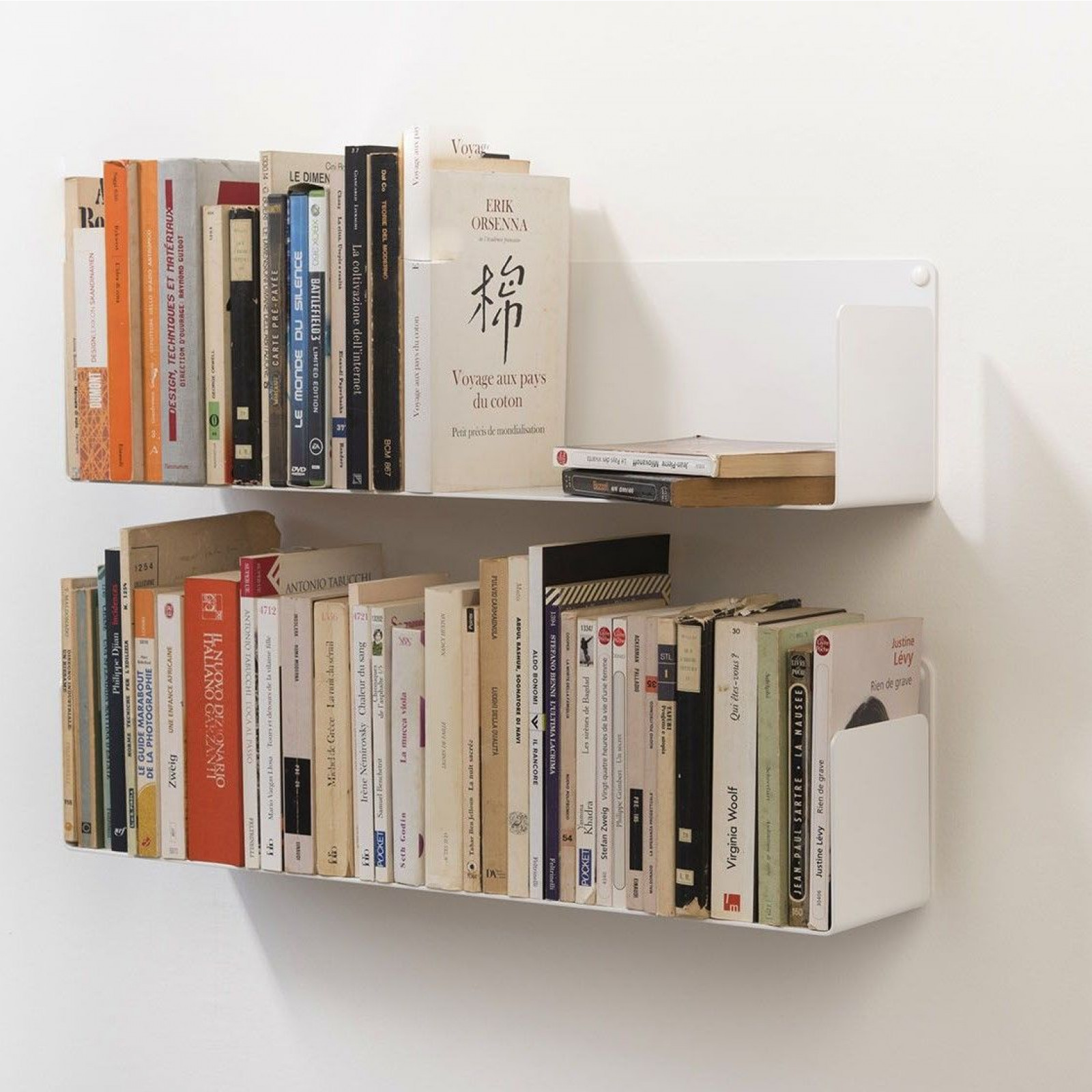 U Shelf 60 cm | White