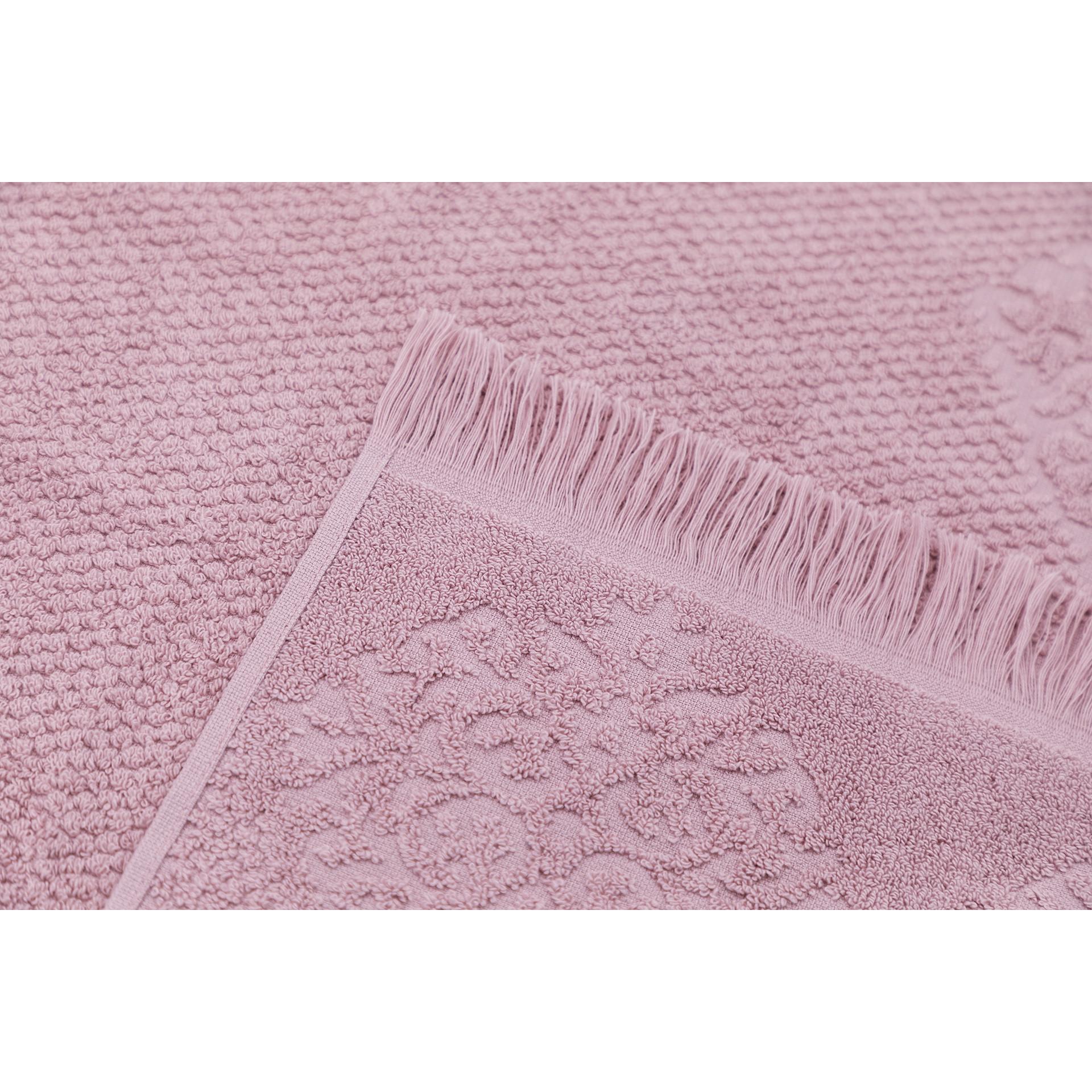 Serviettes de Bain Bella 100 x 150 cm | Rose