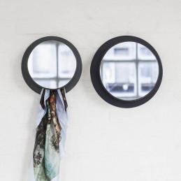 Studio Simple Garderobenständer 25 cm | Dunkelgrün