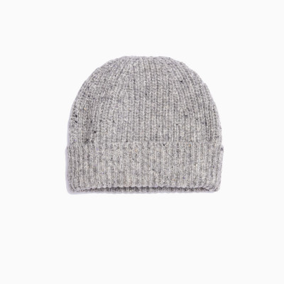 Knitted Hat | Charcoal
