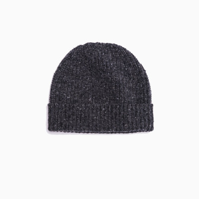 Knitted Hat | Shadow Grey
