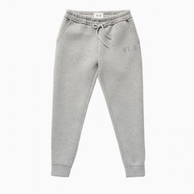 Scuba Trousers | Silver Cloud