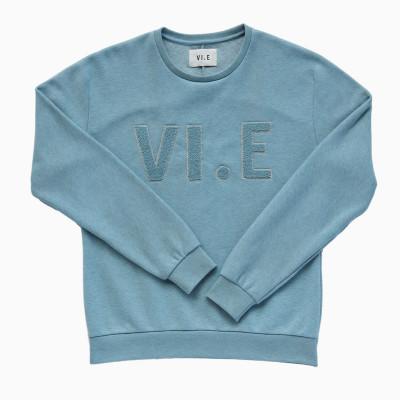 VI.E Sweatshirt | Lagoon
