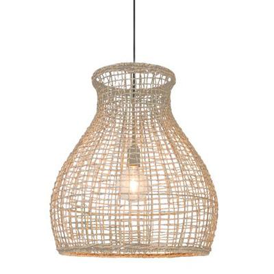 Pendant Lamp Seagrass   Natural