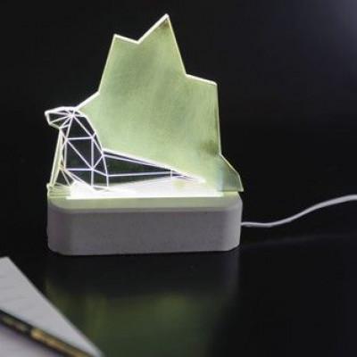 Seal Lamp