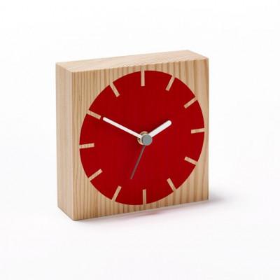 Sekundäres Uhrenzahnrad | Rot