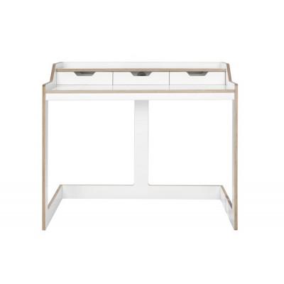 Schreibtisch Plane | Weiß