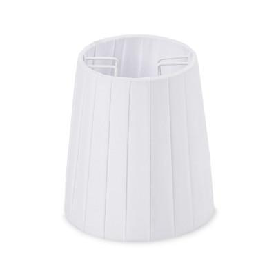 Lampenschirm für Lampe Affe | Weiß