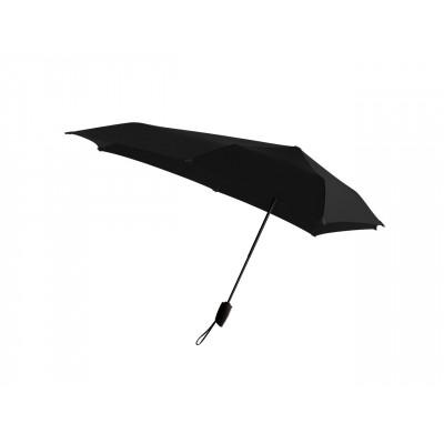 Automatik-Schirm | Reines Schwarz