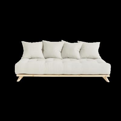 Sofa Senza | Natural Frame + Natural Mattress