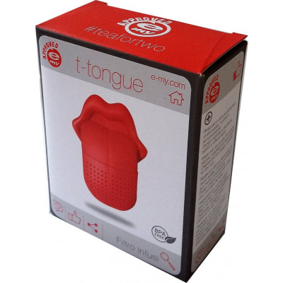 Silicone Infuser T-Tongue
