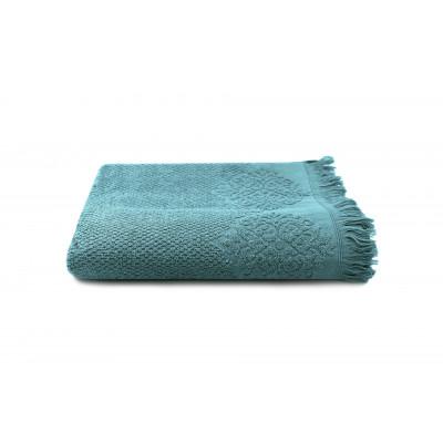 Towel Bella 70 x 140 cm | Petrol