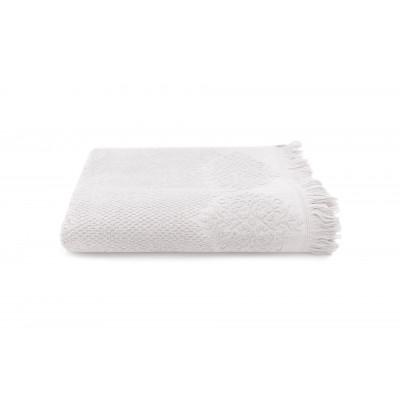 Handtuch Bella 70 x 140 cm | Perle