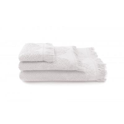 Set of 3 Towels Bella | Perle