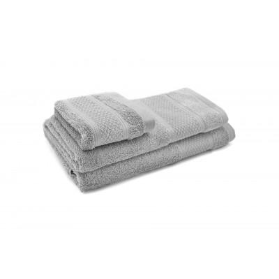 3er-Set Handtücher Elisa | Silber