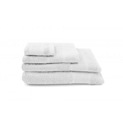 Set of 3 Towels Gigi | White