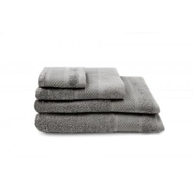 Set of 3 Towels Gigi | Grey