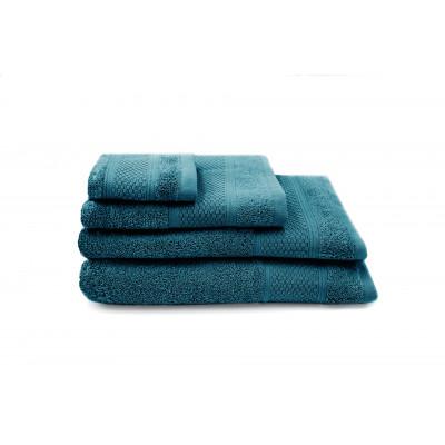 Set of 3 Towels Gigi | Petrol Blue